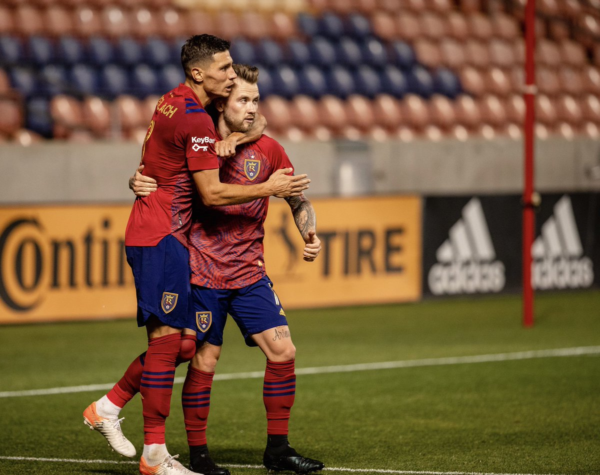 Gentileza: Twitter Real Salt Lake.